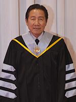 รศ.ดร.วิชัย แหวนเพชร กรรมการสภามหาวิทยาลัยผู้ทรงคุณวุฒิ